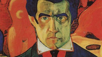 Kazimir Malevich, Self-Portrait, 1910